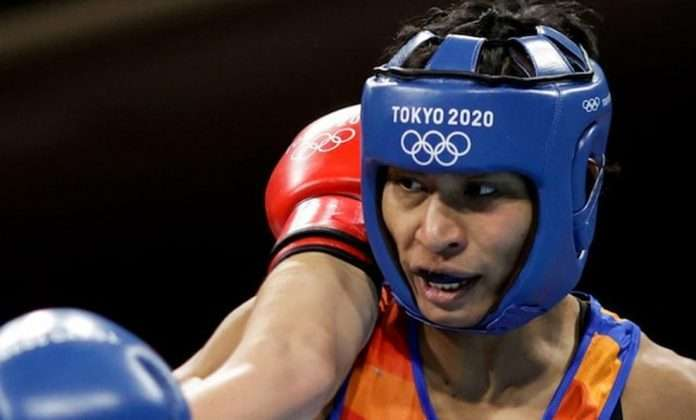 boxer lovlina borgohain loses to Busenaz Surmeneli in semis will settle for bronze medal