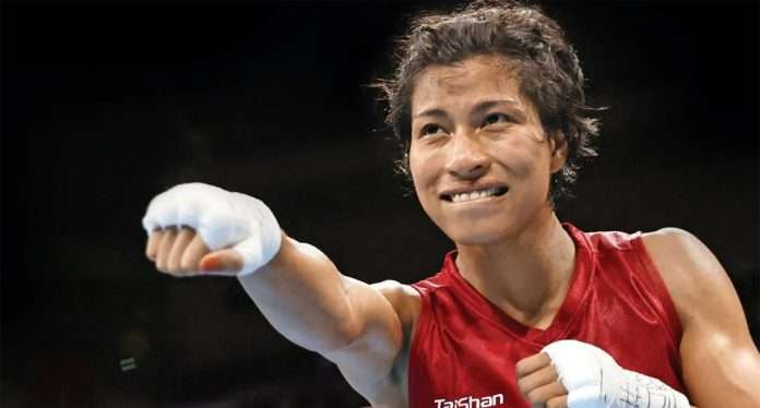 lovlina borgohain wins bronze medal