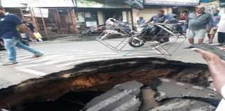 mulund road collapse