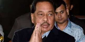 Narayan Rane's tweet of just two words after being released on bail!