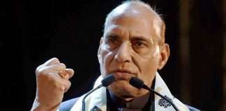 rajnath singh said situation in afghanistan is challenging we will change our strategy