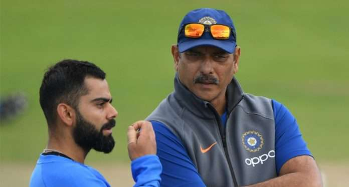 OVAL TEST: team india 4 coach including Ravi Shastri infected with corona Virus