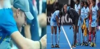 Tokyo Olympics India women's hockey team coach sjoerd marijne emotional on india team win he is real life kabir khan