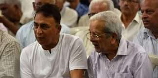 sunil gavaskar's mentor vasu paranjpe passes away