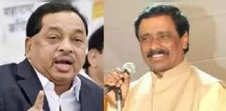 Vinayak raut slams Narayan Rane On Eknath shinde statement