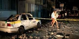 7.1 Magnitude Earthquake Shakes Mexico