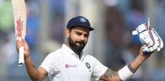 Kohli beats Sachin Ponting, the fastest to complete 23000 runs in international cricket