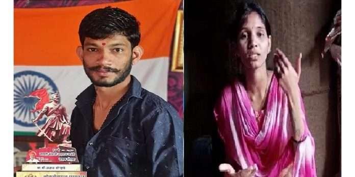 social worker akshay borhade wife rupali borhade allegations akshay borhade immoral relationship with many girls fake shivbhakat