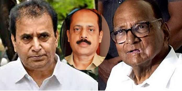 Anil Deshmukh demanded Rs 2 cr to convince Sharad Pawar for reinstatement Sachin Vaze told ED