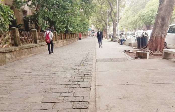 BMC approved Rs 71 crore foothpath repair proposal
