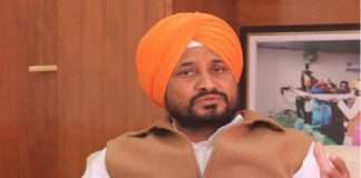 Punjab CM Charanjit Singh Channi sworn in as Chief Minister of punjab