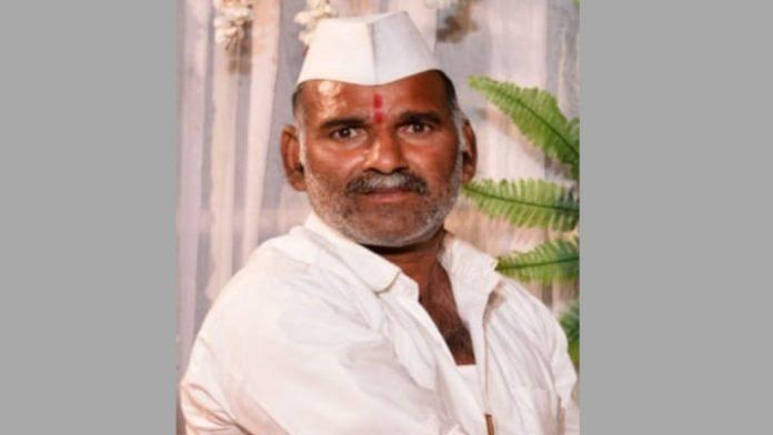 Dhanaji Gangurde Sucide