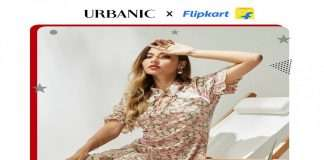 Flipkart partners with London-based fashion brand Urbanic