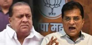 kirit somaiya serious allegations on thackeray government for police illegal detention
