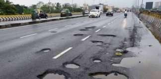 Highway Patholes