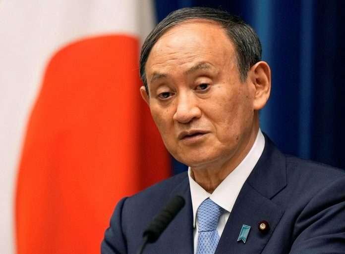 Japan PM Suga