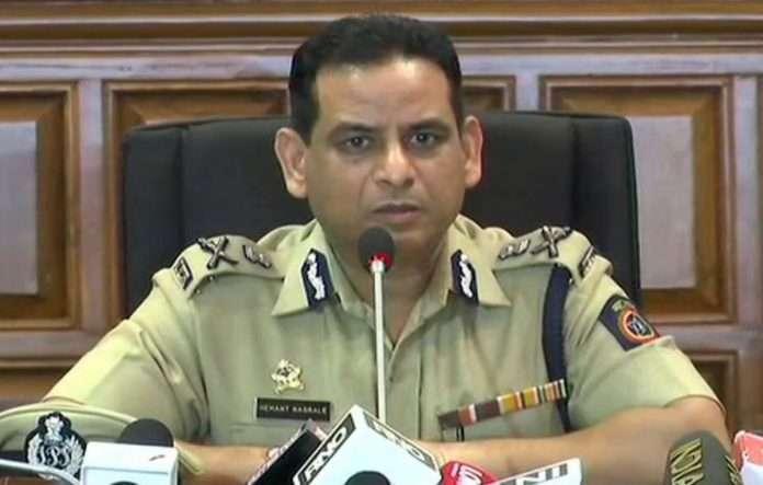 Mumbai Police Commissioner Hemant Nagrale