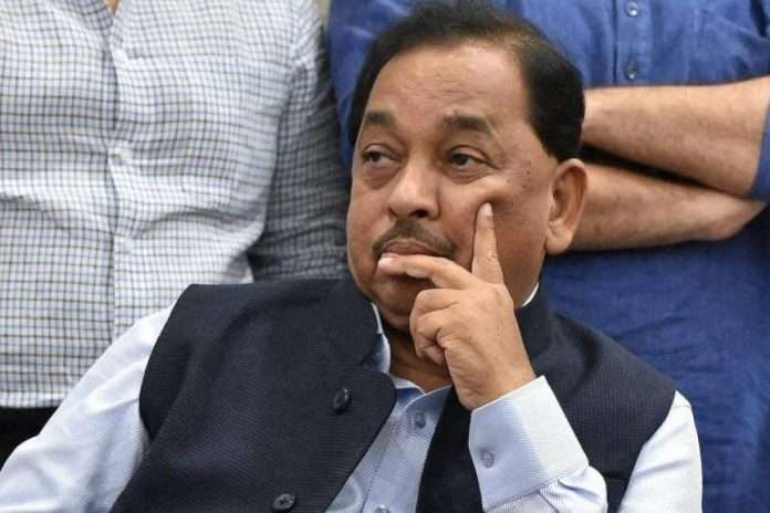union minister narayan rane duty driver ashok varma died heart attack in lucknow