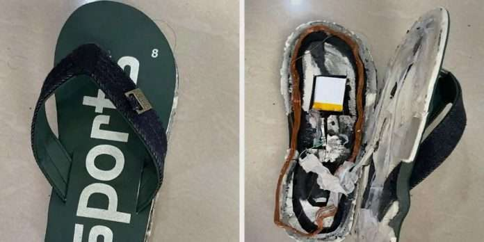 6 lakh Bluetooth slippers worn for copying in REET exam rajasthan