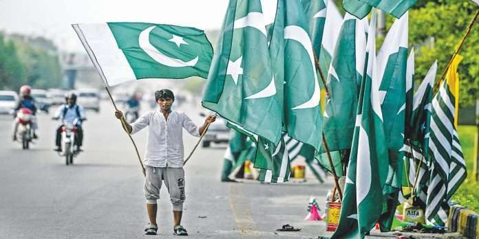 Pakistan on the brink of anarchy