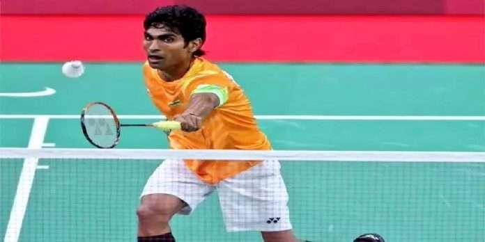 Pramod Bhagat wins gold medal in badminton