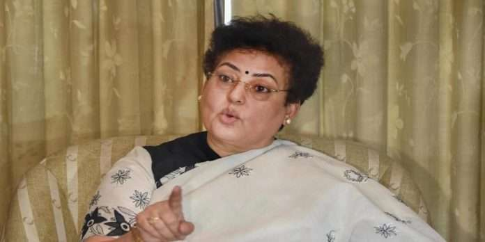 Police have failed National Women Commission Chairperson Rekha Sharma taken suo moto cognisance says after woman raped in Mumbai's Sakinaka dies