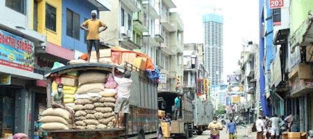 ShriLanka food crises