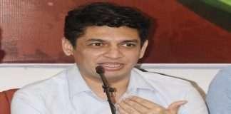 State President of Maharashtra Pradesh Youth Congress Satyajit Tambe