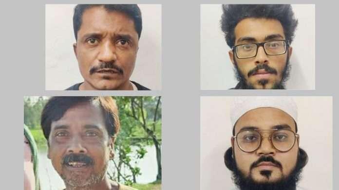 Terroris arrested by Delhi Police