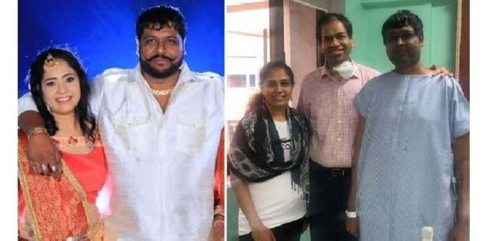 mulund sisterdonates liver to save brothers life the doctor also said relationships even while living abroad