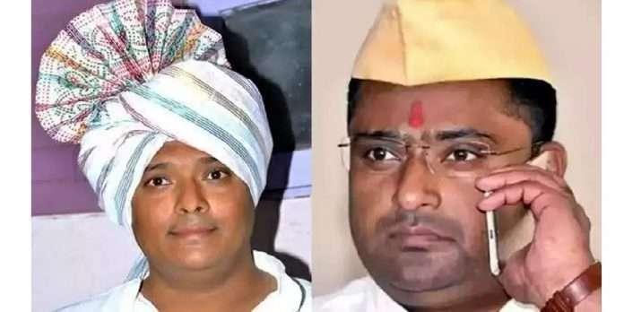 former ahmednagar mayor shripad chhindam arrested by tofkhana police for using caste abusing word