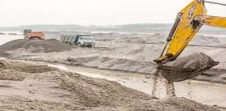 Government permission for excavation at Savitri creek in Mahad