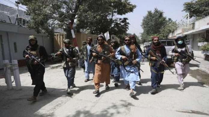 Heavy celebratory gunfire in Kabul after reports emerge about Taliban's takeover of Panjshir