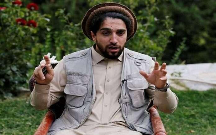 taliban claimed complete control of panjshir ahmad masood released audio message