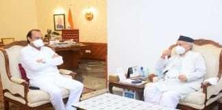 governor take Decision on 12 MLAs soon said ajit pawar after meeting Governor koshyari