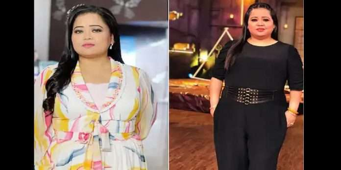 Bharti Singh Weight Loss journey and transformation