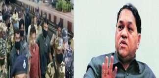 home minister dilip walse patil reaction on kirit somaiya police action