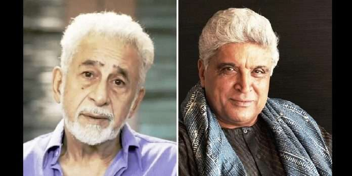 javed akhtar and naseeruddin shah got the support of more then 150 eminent personalities
