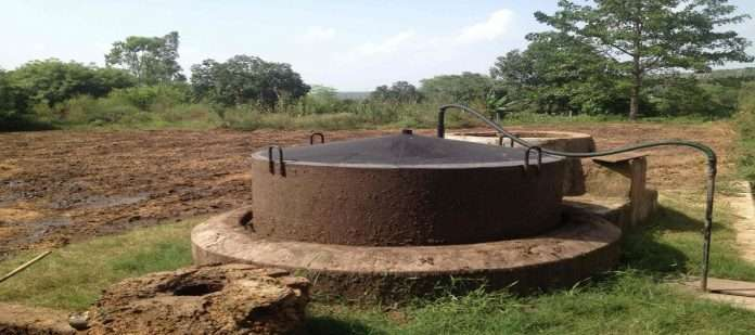 Dung gas in rural areas is becoming obsolete!
