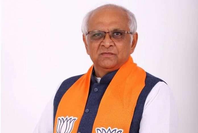 gujarat chief minister bhupendra