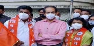 two corporators from Sindhudurg join Shiv Sena in the presence of uddhav thackeray