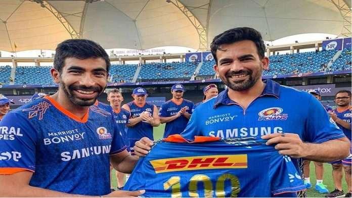 IPL 2021: Jaspreet Bumrah joins enter in elit 100 Club