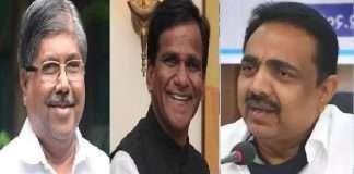 jayant patil slams bjp Chandrakat Patil - Raosaheb Danve likely to join Shiv Sena