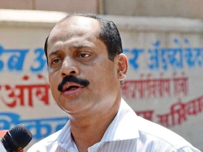 sachin vaze admitted in mumbai wockhardt hospital