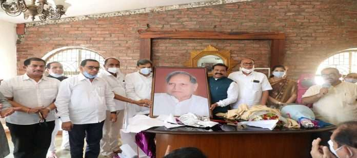 Congress leader AR Antulay Raigad will be formed in his dream- mahendra gharat