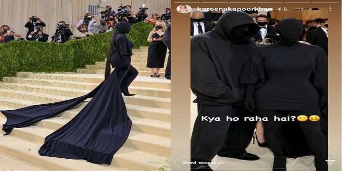 kim kardashian met gala 2021 look funny memes viral