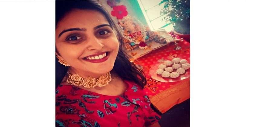 marathi celebrity share ganesh festivals photo