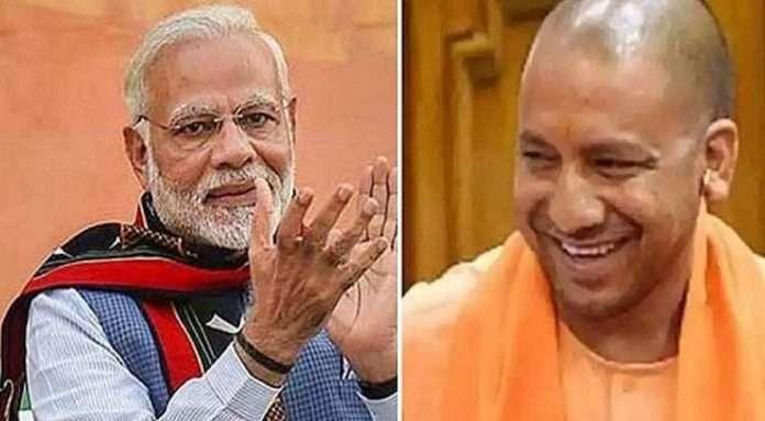 Like PM Modi, UP CM Yogi Adityanath hasn't taken off in over 4 years says Deputy CM Dinesh Sharma