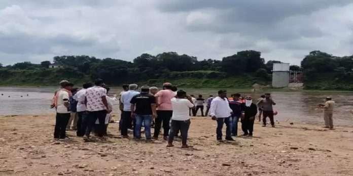 5 People Drown At Kanhan River Nagpur