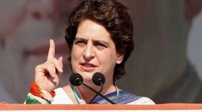 priyanka gandhi will be face of congress in up assembly election 2022 former union minister salman khurshid